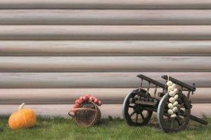 Tecos — Natural wood effect